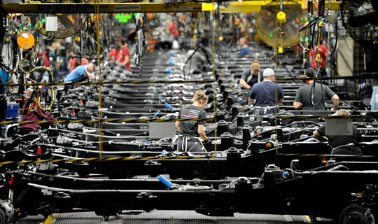 The UAW is is doubtful that the NAFTA replacement announced Tuesday will cause auto plants to close in Mexico