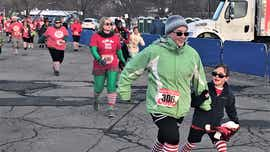 Gallery: Selfless Elf 5K run/walk in Horseheads