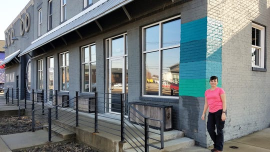 Chef Charisa Perkins is in the process of developing the Copper House, a bar and restaurant which will occupy the former Tin Man Brewing Co. building.