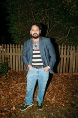 """Philip Landry, 33, describes his style as """"indie punk with an Asian flare."""""""