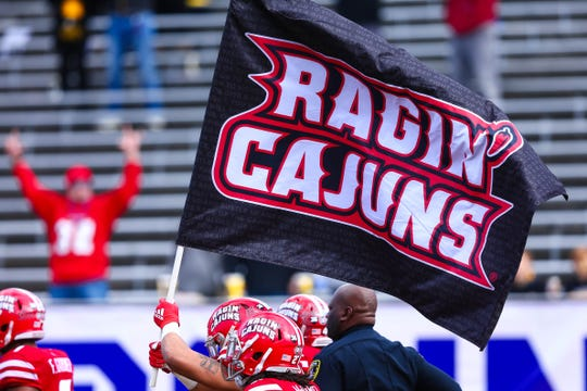 UL takes the field for Saturday's Sun Belt Conference championship game, which it lost 45-38 to host Appalachian State.