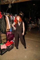 Hannah Gilley, 25, is a musician and the owner of Nvr_Evr Vintage Clothing.