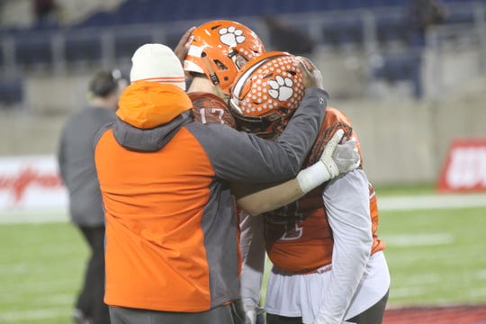 The Mansfield Senior Tygers finished as the state runner-up in Division III making the entire city proud.
