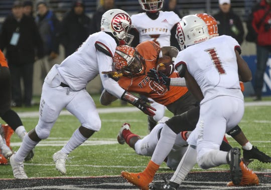 Mansfield Senior and Trotwood-Madison will meet in Week 2 of the 2020 season in a rematch of last year's Division III state championship game.
