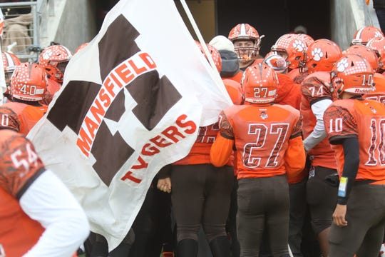 The Mansfield Senior Tygers finished as the Division III state runners-up on Friday night.