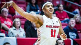 Ball State crushes IUPUI ahead of tough stretch