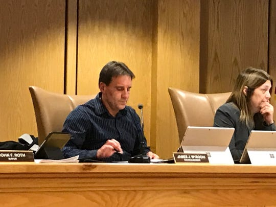 Mahwah Councilman James Wysocki, liaison to the senior center, promised to find a solution to continue their monthly  bus trips.