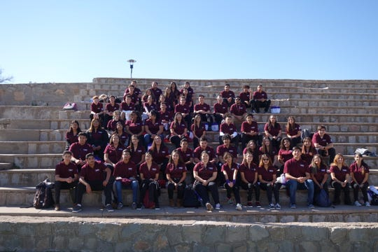 Since 1989, New Mexico State University has supported TRIO Upward Bound programs in the Las Cruces Public Schools and Gadsden Independent School District. The programs have grown from funding for 50 students per academic year in 1989 to 95 in 2019.
