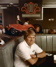 Rex Nash, owner of The Filling Station, in 1993.