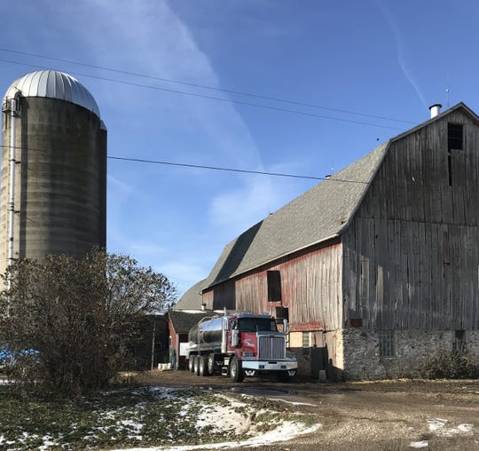 Low milk prices over the course of four years have pushed many smaller farms to the edge of existence.