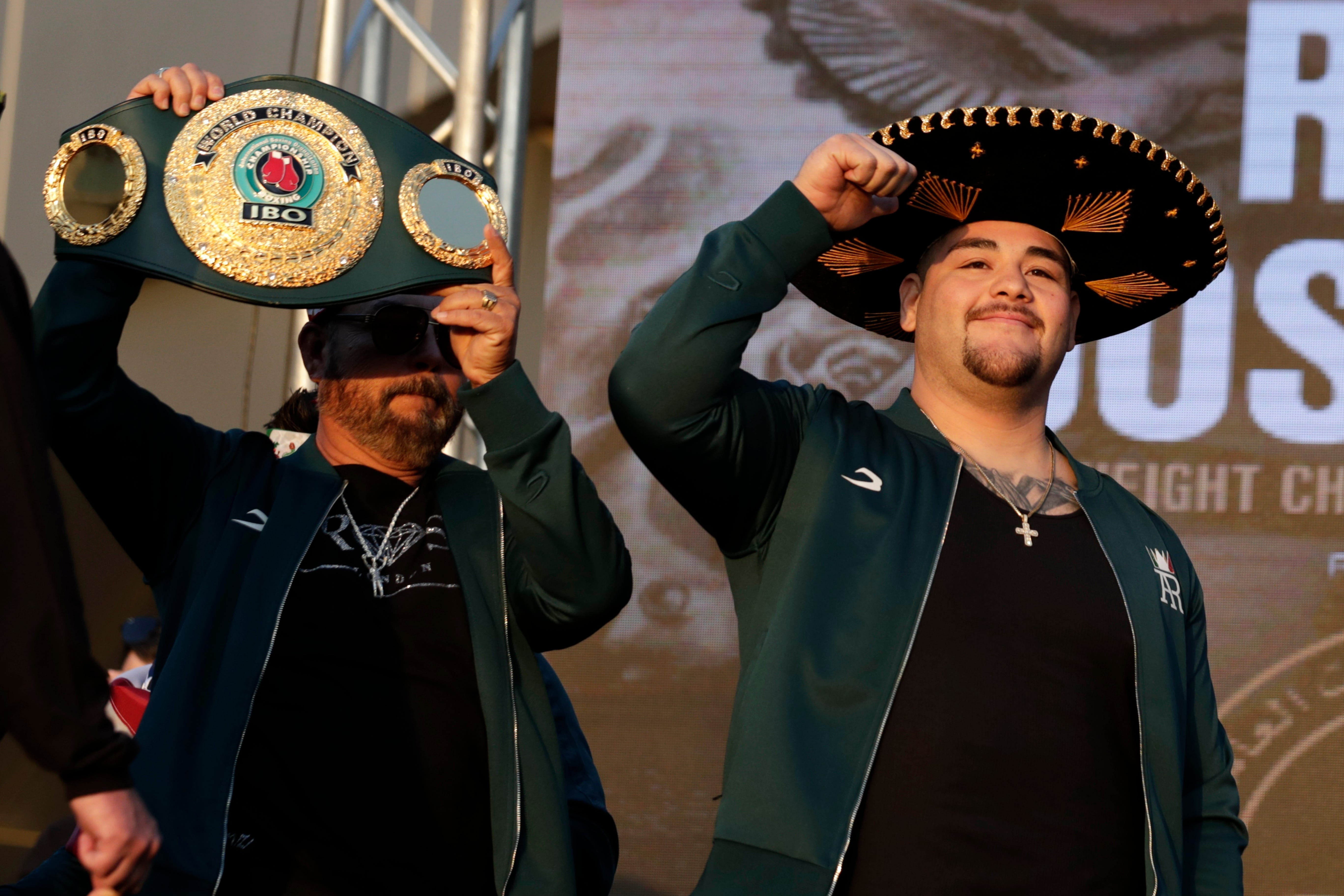 'It really means something to people': Rise of Andy Ruiz Jr. is bigger than boxing