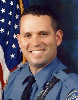 Millville Patrolman Christopher Reeves Officer Christopher Reeves
