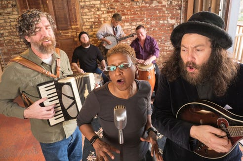 The Paula Boggs Band perform Dec. 14 at the Treehouse Cafe on Bainbridge Island.