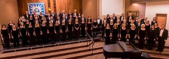 The Bainbridge Chorale perform holiday programs Dec. 14 and 15 at Rolling Bay Presbyterian Church on Bainbridge Island.