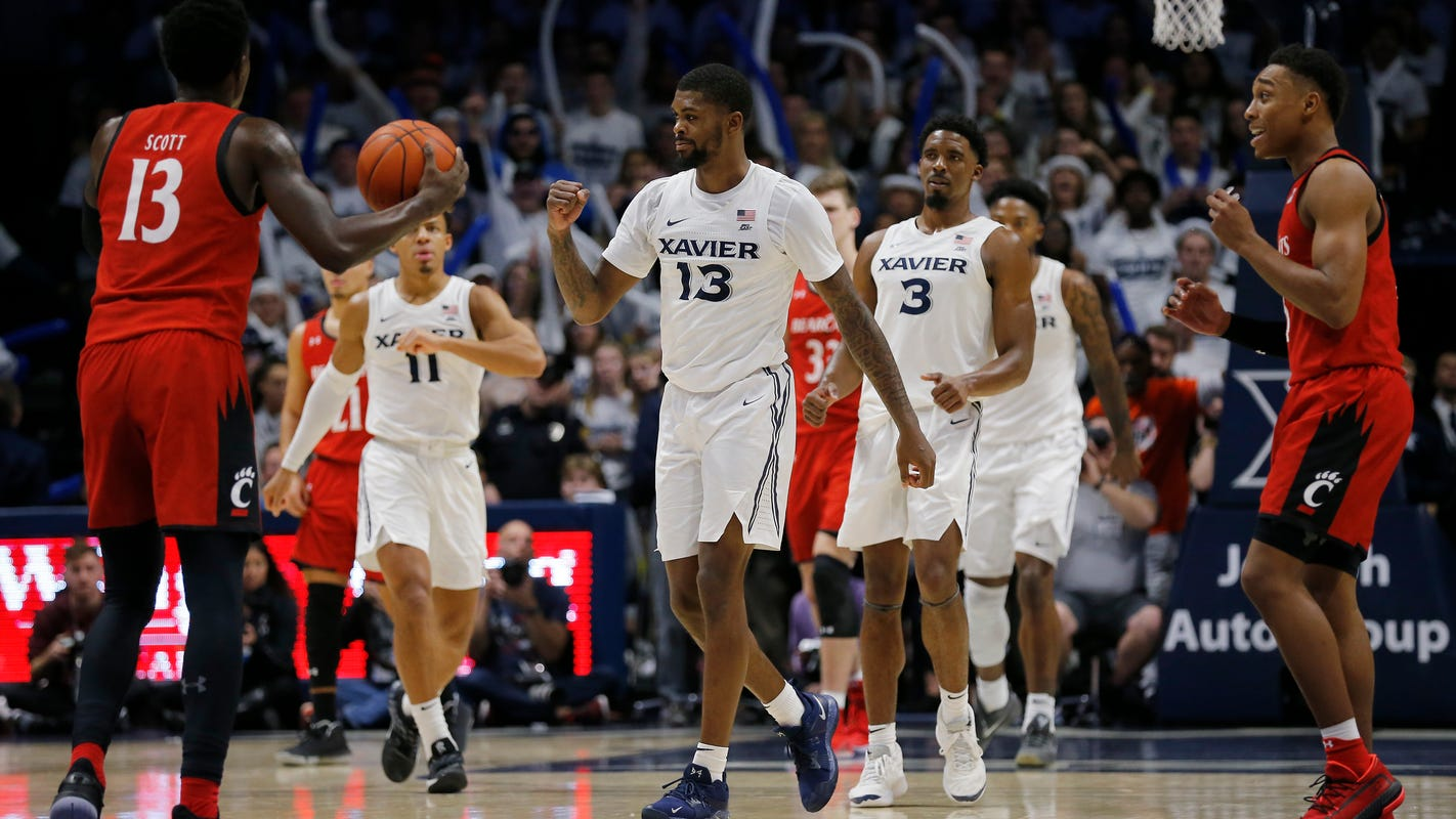 Live updates: No. 23 Xavier Musketeers at Wake Forest in the Skip Prosser Classic