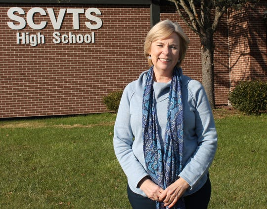 SCVTHS Principal Diane Ziegler is set to retire at the end of December 2019.