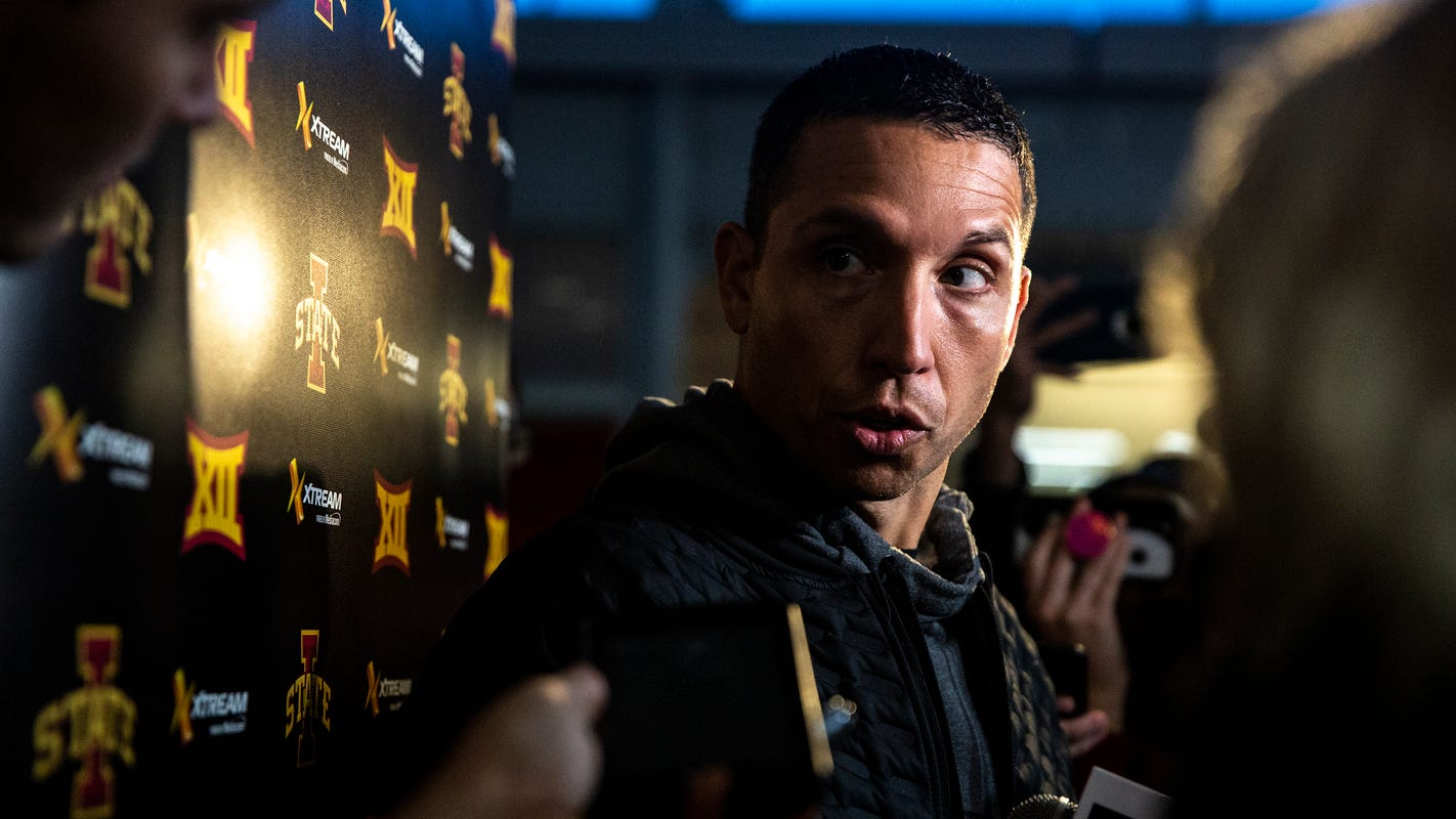 Matt Campbell's Iowa State contract extension played part in Camping World Bowl assignment