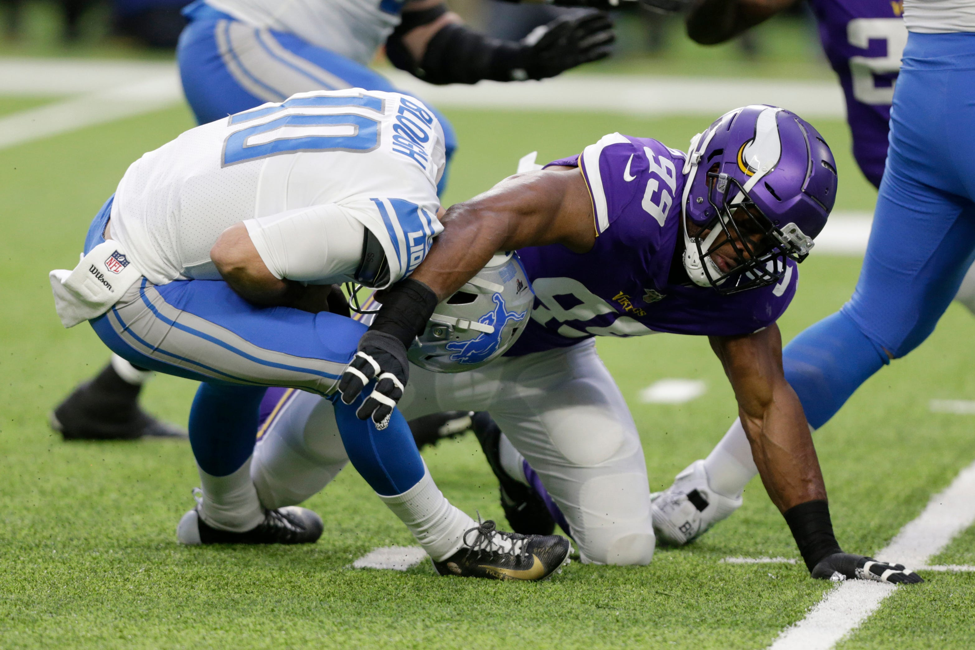 Opinion: The Detroit Lions are hopeless after dropping sixth consecutive game