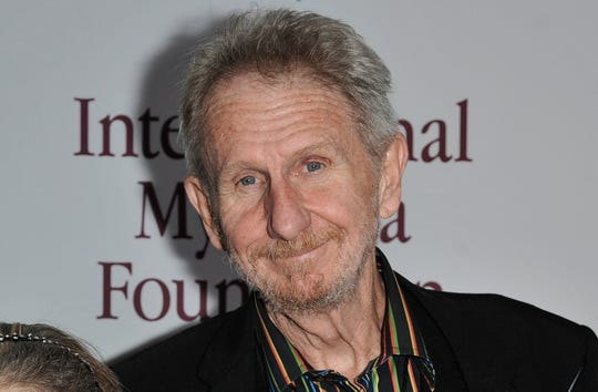 This Nov. 9, 2013, file photo shows Rene Auberjonois at the International Myeloma Foundation 7th Annual Comedy Celebration in Los Angeles.
