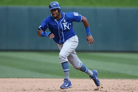 There is a good chance the former Royal Jorge Bonifacio ends up as the Tigers starting right fielder.