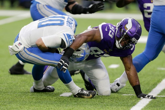 Live Updates Detroit Lions Vs Minnesota Vikings