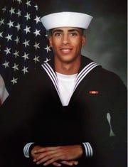 Airman Mohammed Sameh Haitham of St. Petersburg, Fla.