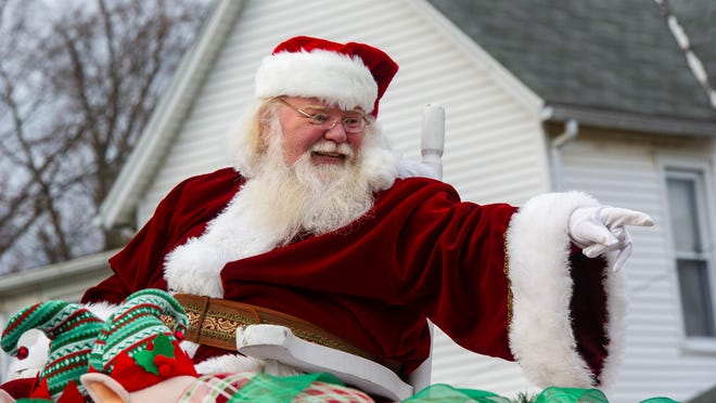Boonville Christmas Parade 2020 It's the small town thing': Boonville puts on annual Christmas parade