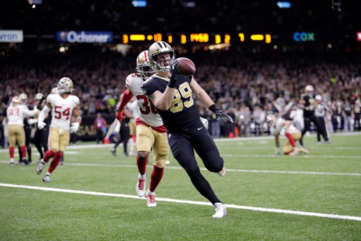 New Orleans Saints Vs San Francisco 49ers See Video