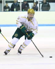 Dominic Rossi had a goal and two assists for Howell in a 7-3 victory over Rochester Adams.