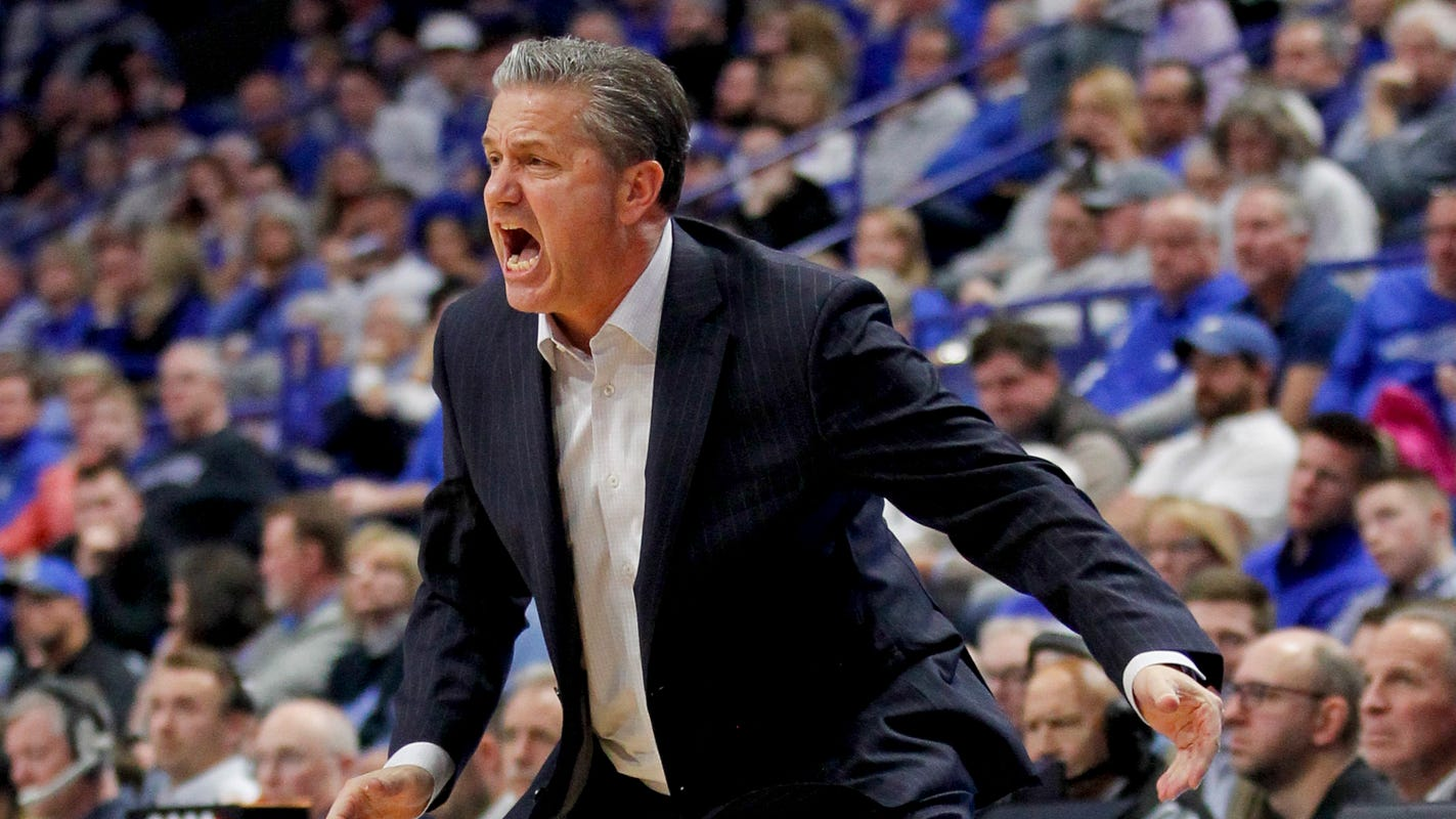 John Calipari: Without proper attitude UK could lose to Ohio State, U of L by 30