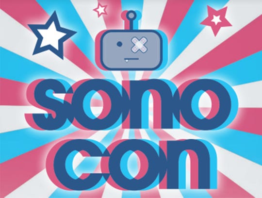 Sono Con, formerly Gump City Con, is at Montgomery's Garrett Coliseum on Dec. 14 and 15.