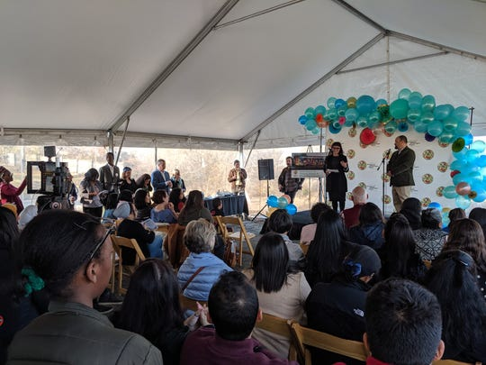 The Tennessee Immigrant & Refugee Rights Coalition hosts groundbreaking event for its new headquarters in Antioch on Saturday.