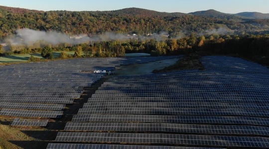 Crystal Springs Resort in Hamburg will host a Dec. 13 ceremony to commemorate the completion of its new 25-acre solar farm.