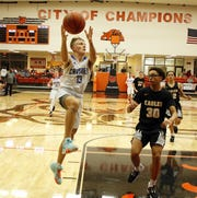 Photos from Carlsbad's win over Hobbs on Dec. 7, 2019. Carlsbad won the annual Artesia City of Champions and is now 4-0 on the season.
