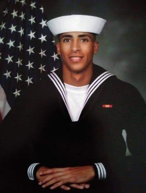 Airman Mohammed Sameh Haitham, 19, from St. Petersburg, Florida
