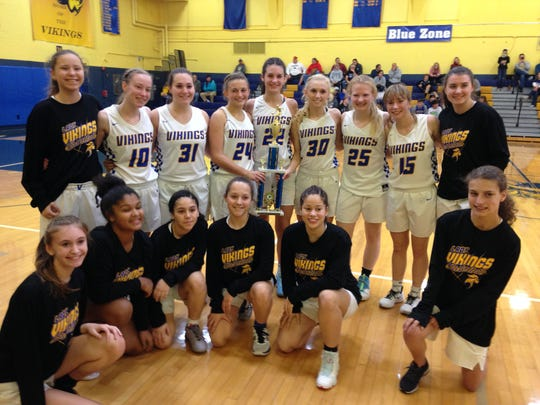 The Northern Lebanon girls basketball team is united by a commitment to defense that is unwavering.