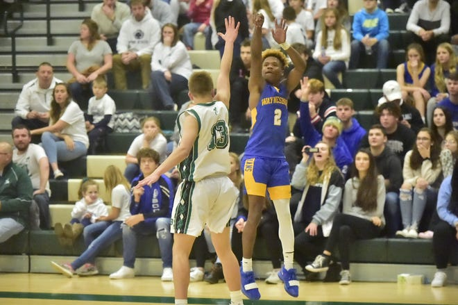 There will be no basketball the first week of December in the area this year, as the Franklin County Tip-off Tournament is canceled due to new start dates for the Mid-Penn Conference.