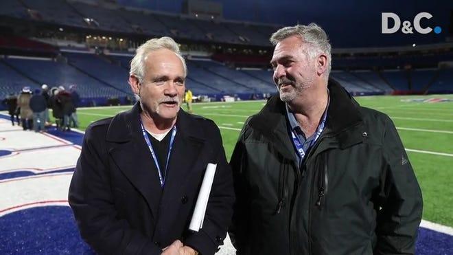 Sal and Leo recap the Buffalo Bills' 24-17 loss to the Baltimore Ravens.