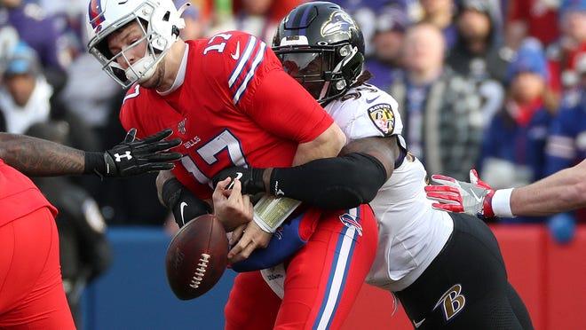 Baltimore Ravens 24 Buffalo Bills 17 Final Score Recap Highlights