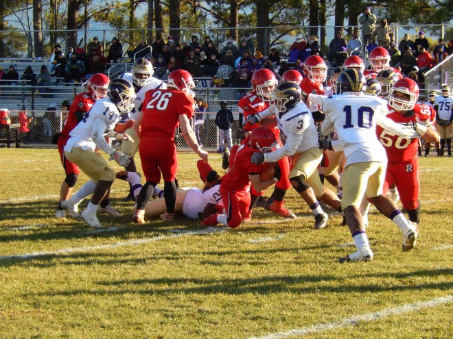 Riverheads advanced to its fifth-straight state championship game with a win over Essex Saturday.