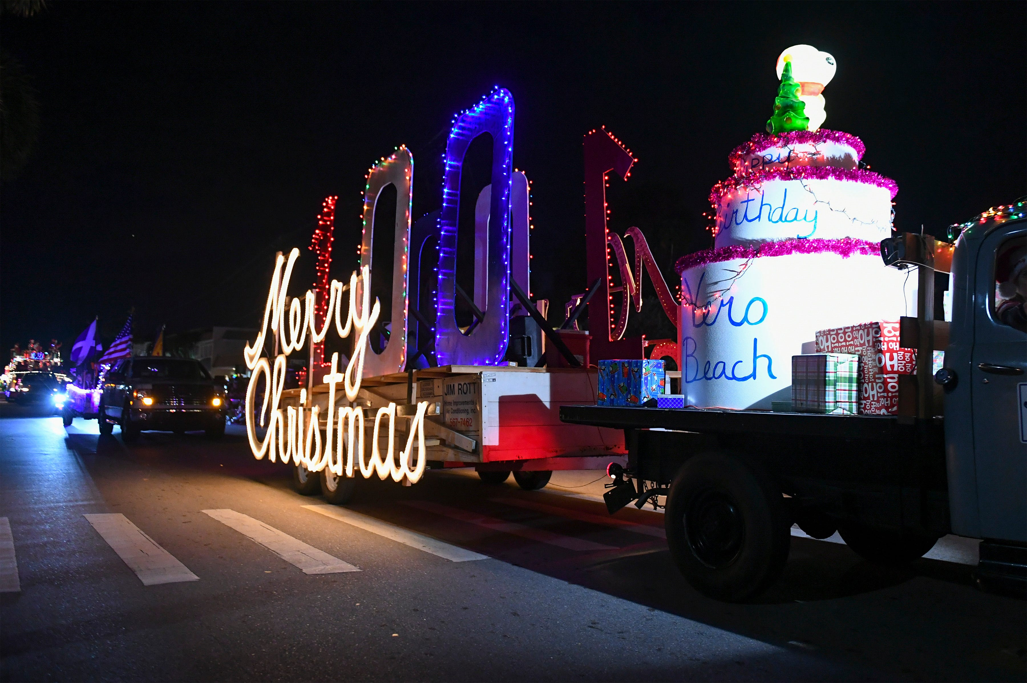 COVID 19 concerns cancel Vero Beach, Sebastian Christmas parades