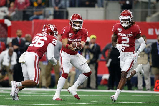 Oklahoma Wins Big 12 Makes Strong Case For College Football