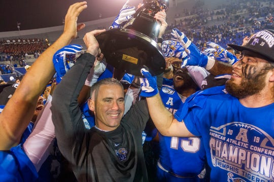 Memphis Will Always Have This Aac Title Even As Mike