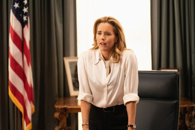 President Elizabeth McCord (Tea Leoni) goes out in style, arranging a White House wedding for her daughter and campaigning for the Equal Rights Amendment, in the series finale of the CBS drama, 'Madam Secretary.'