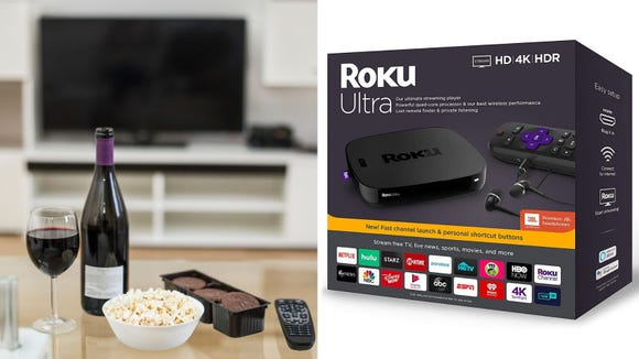Best gifts for wine lovers 2019: Somm TV and a Roku Ultra to stream it on
