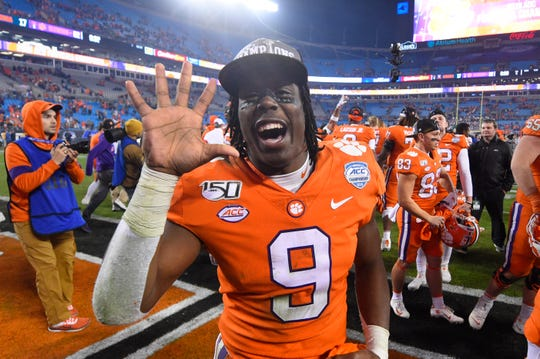 Winners and losers from the final College Football Playoff rankings