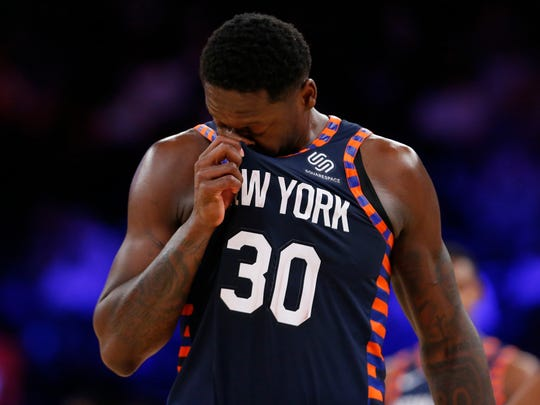 Julius Randle and the Knicks have lost nine straight.