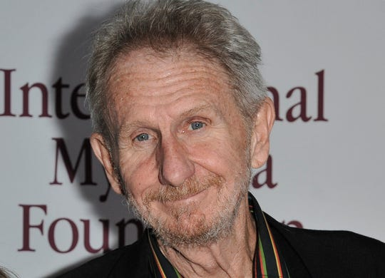 """Rene Auberjonois at the International Myeloma Foundation 7th Annual Comedy Celebration in Los Angeles on Nov. 9, 2013. Auberjonois, a prolific actor best known for his roles on the television shows """"Benson"""" and """"Star Trek: Deep Space Nine"""" and his part in the 1970 film """"M.A.S.H."""" playing Father Mulcahy, died Dec. 8, 2019. He was 79."""