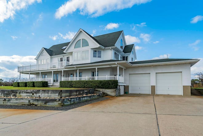 Waretown home at 325 Bay Parkway is the complete package.