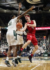 Couch: 3 quick takes on Michigan State's 77-65 grind of a win over Rutgers